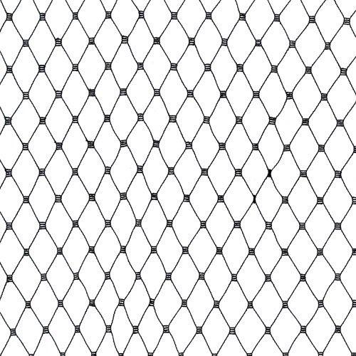 18 Russian Netting Black Fabric - Douglas J. Keeneeze b4e5c68a5
