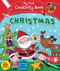 My First Creativity Book: Christmas