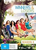 Winners and Losers - Season 3 DVD (Region 2, 4 Pal) (2013)