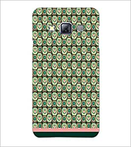 PrintDhaba Owl Pattern D-1646 Back Case Cover for SAMSUNG GALAXY A3 (Multi-Coloured)