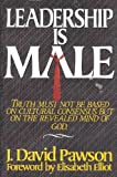 img - for Leadership Is Male book / textbook / text book