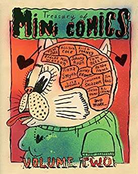 Treasury Of Mini Comics Volume 2