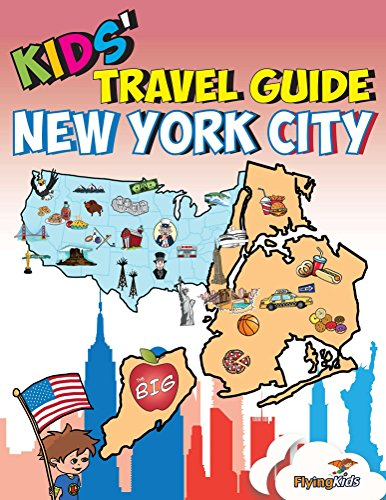 Kids' Travel Guide - New York City: The fun way to discover New York City - especially for kids (Kids New York Journal compare prices)