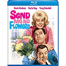 Send Me No Flowers [Blu-ray]