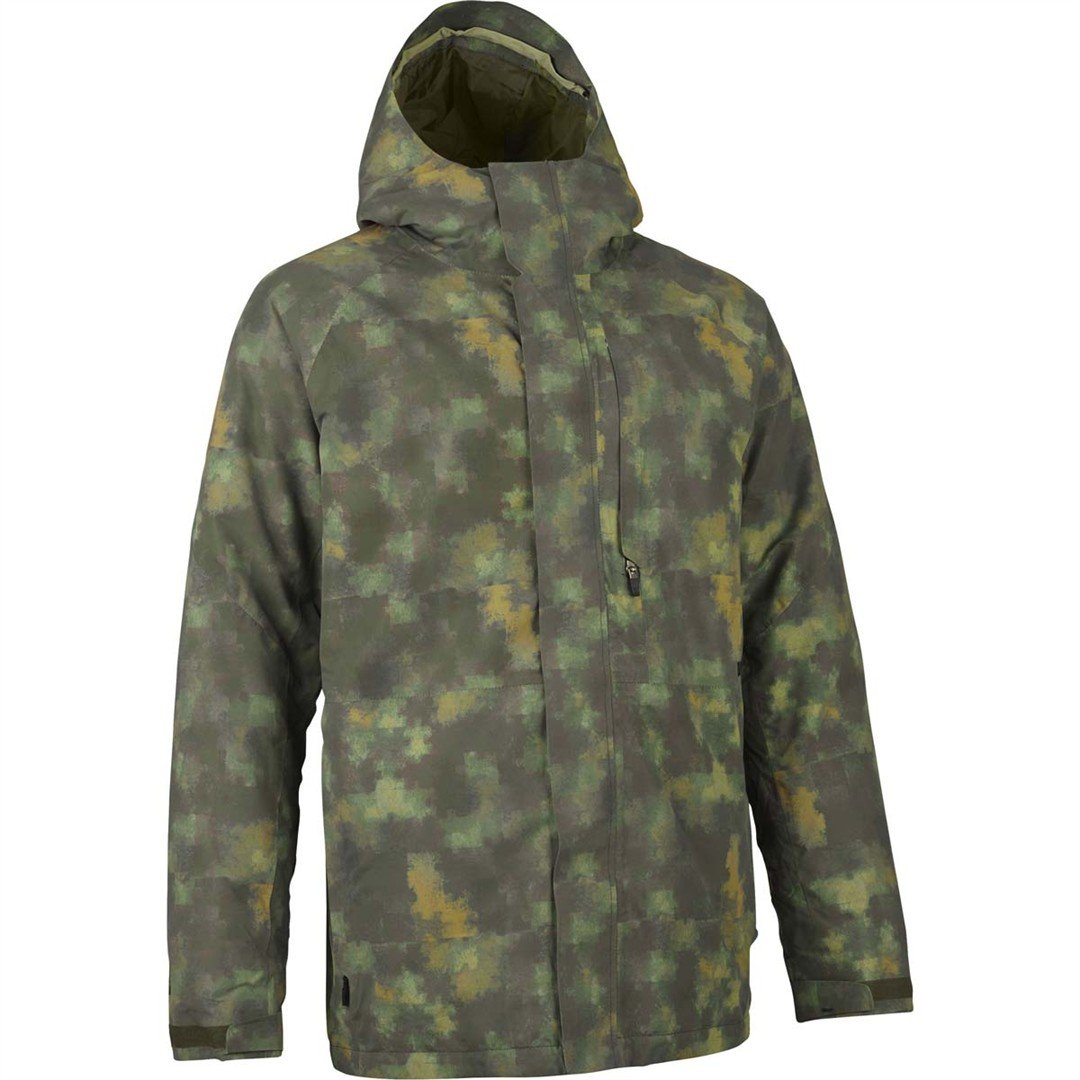Burton Hilltop Snowboard Jacket Saw Camo günstig kaufen