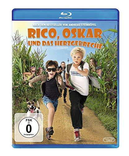 Rico, Oskar und das Herzgebreche [Blu-ray]