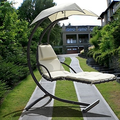 Awardpedia Best Choice Products Hanging Chaise Lounger