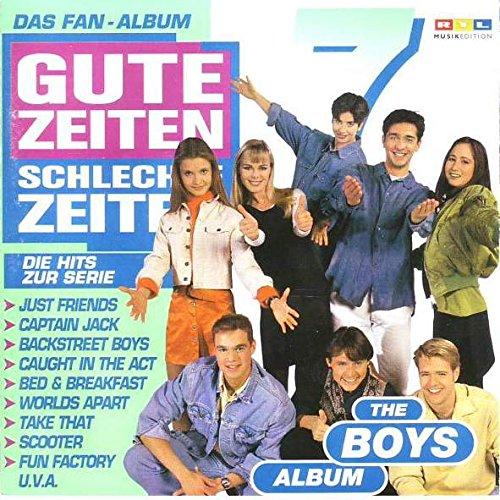07:Just Friends, Captain Jack, Backstreet Boys, Bed & Breakfast..