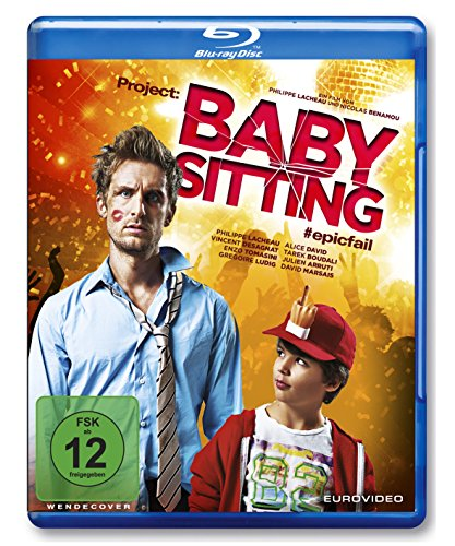 Project: Babysitting - #epicfail [Blu-ray]
