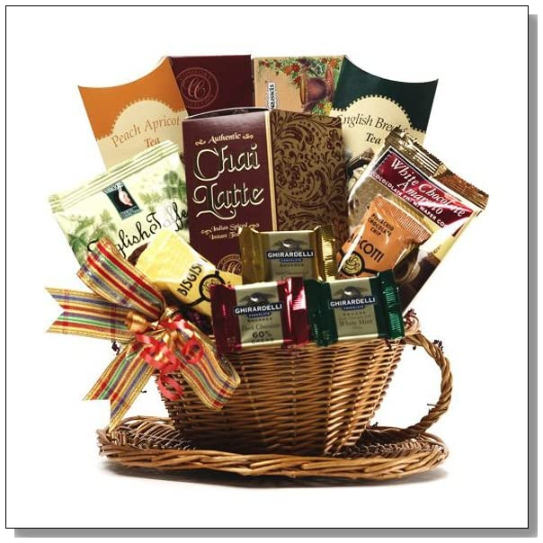 Art of Appreciation Gift Baskets You're My Cup of Tea Basket