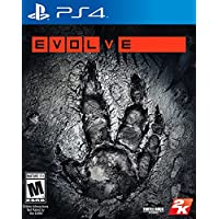Evolve Game for PS4