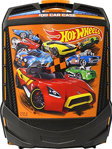 Hot Wheels 100 Car Case (Hot Wheels Gift Pack compare prices)