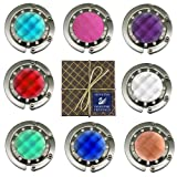 50 Pc Chatt Swarovski PP24 Crystal FOLDING Mixer w/pouches in Gift Boxes