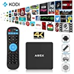 A95X Mini Android TV Box 4K Ultra HD...