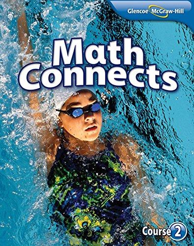 Math Connects, Course 2 Study Notebook (MATH APPLIC & CONN CRSE)