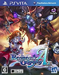 Ragnarok Odyssey Ace for PS Vita (Japan Import)