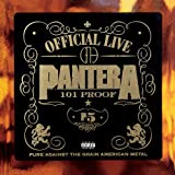 Pantera The Great Official Live: 101 Proof [VINYL]