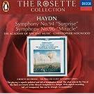 Haydn:Symphonies No.94&96