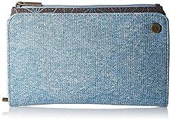 Baggit Lmp Voom Frosty Women's Handcarry (Light Blue)