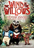 Wind In The Willows The Four Seasons (Spring, Summer, Autumn, Winter) : 4 Disc Set [DVD]