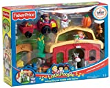 Fisher Price Little People H1638 Animal Sounds Stable with Tractor