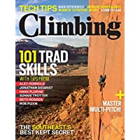 1-Year (9 issues) of Climbing Magazine Subscription