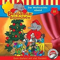 Der Weihnachtsabend (Benjamin Blümchen 51) Hörbuch