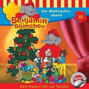 Der Weihnachtsabend (Benjamin Blümchen 51) Hörspiel