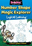 Green Board Games Number Shape Magic Explorer Logical Learning