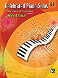 Celebrated Piano Solos, Book 1: Late Elementary Piano Solos