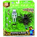 Minecraft Spider and Jockey