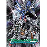 Great Eastern Entertainment Gundam 00 Wall Scroll, 33 by 44-Inch