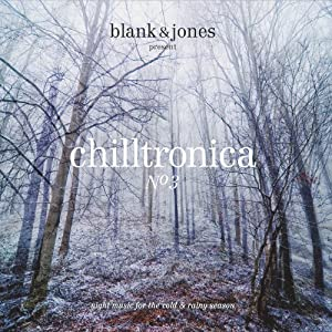 BLANK & JONES - neue Chilltronica CD mit THE CURE, MOBY, MAZZY STAR, BLISS uvm.