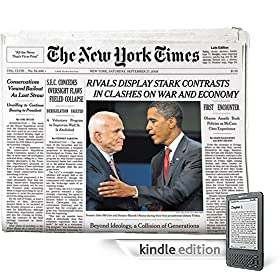 The New York Times (Kindle Edition)