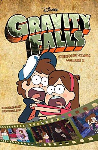 Disney's Gravity Falls Cinestory Comic Volume 2 (Disney Gravity Falls Cinestory Comic)