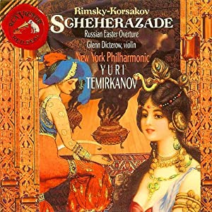 Rimsky-Korsakov: Scheherazade