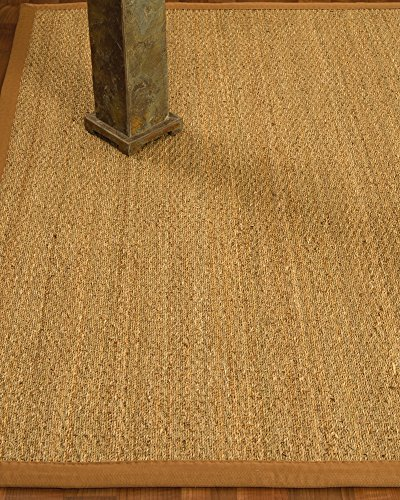 NaturalAreaRugs Maritime Seagrass Rug with 2