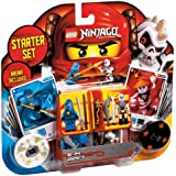 Lego Ninjago - 2257 - Jeu de Construction - Tournoi D'initiation