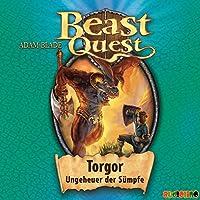 Torgor - Ungeheuer der Sümpfe (Beast Quest 13) Hörbuch