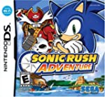 Sonic Rush Adventure - Nintendo DS