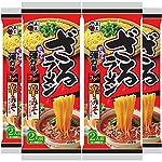 五木食品 ざるラーメン 辛みそ 266g×4袋