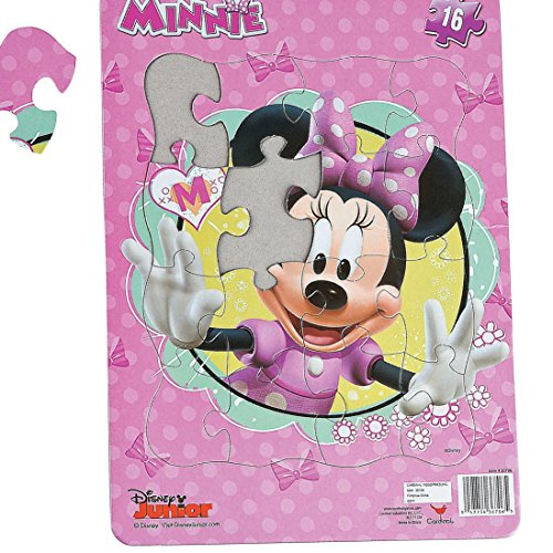 Disney Minnie Mouse Bowtique 16 Piece Jigsaw Puzzle - 1