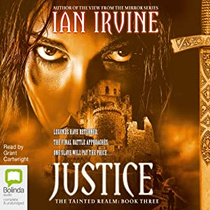 Justice: The Tainted Realm Trilogy, Book 3 | [Ian Irvine]