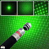 Green 5mW Powerful Pointer With Star Cap Projector