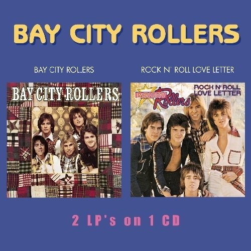 BAY CITY ROLLERS - Bay City Rollers/Rock N