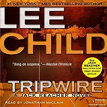 Tripwire: Jack Reacher, Book 3 | Livre audio Auteur(s) : Lee Child Narrateur(s) : Johnathan McClain