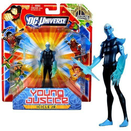DC Universe Young Justice Icicle Jr - 1