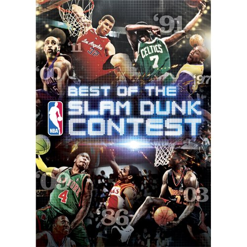 Cover art for  Best of the NBA Slam Dunk Contest