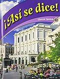 img - for Asi se dice!, Glencoe Spanish 1 (Spanish Edition) book / textbook / text book