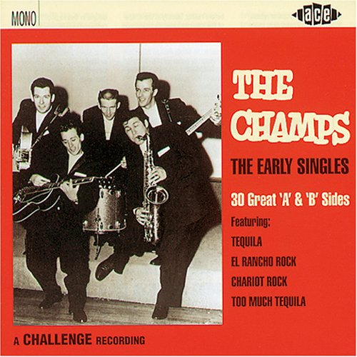 The Champs - #1 Hits Of The 50
